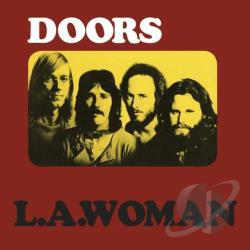 Doors - L.A. Woman LP Cover Art