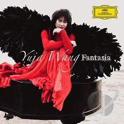 Wang, Yuja - Fantasia CD Cover Art