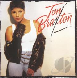 Braxton, Toni - Toni Braxton CD Cover Art