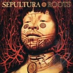 Sepultura - Roots CD Cover Art