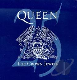 Queen - Crown Jewels CD Cover Art