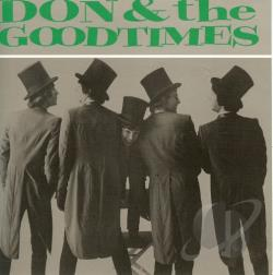Don & The Goodtimes - Don & the Goodtimes CD Cover Art