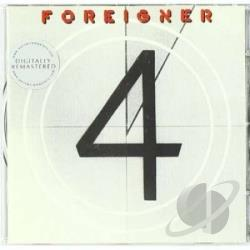 Foreigner - 4 CD Cover Art