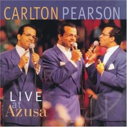 Pearson, Carlton - Live at Azusa CD Cover Art