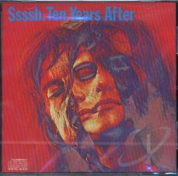 Ten Years After - Ssssh CD Cover Art