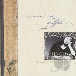 Griffith, Nanci - Complete MCA Studio Recordings CD Cover Art