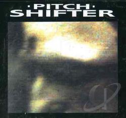 Pitchshifter - Industrial CD Cover Art