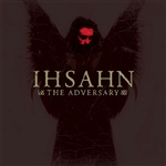 Ihsahn - Adversary CD Cover Art