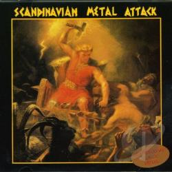 Scandinavian Metal Attack, Vol. 1 CD Cover Art