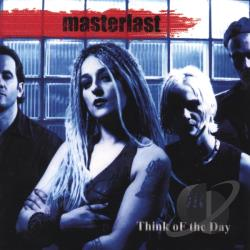MASTERLAST - Think of the Day CD Cover Art