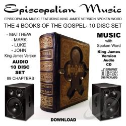 Episcopalian Music - Episcopalian Music CD Cover Art