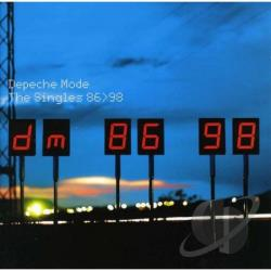 Depeche Mode - Singles 86-98 CD Cover Art