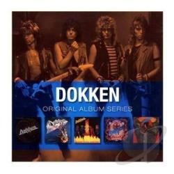 Dokken - Original Album Series CD Cover Art