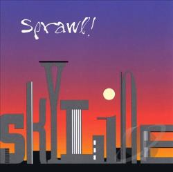 Sprawl - Skyline Album CD Cover Art