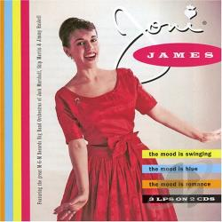 James, Joni - Mood Is Swinging/Mood Is Blue/Mood Is Romance CD Cover Art