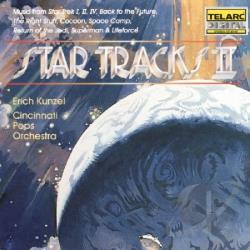 Kunzel, Erich - Star Tracks II CD Cover Art