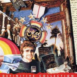 Electric Light Orchestra - Definitive Collection CD Cover Art