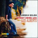 Alberto, Luis - Salsa Urbana CD Cover Art