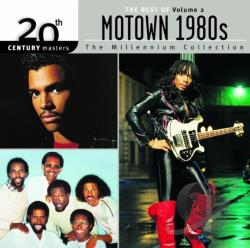 20th Century Masters - The Millennium Collection: Motown 1980s, Vol. 2 CD Cover Art