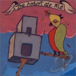 Robot Ate Me - They Ate Themselves CD Cover Art