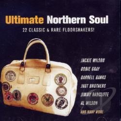 Ultimate Northern Soul: 22 Classic & Rare Floorshakers! CD Cover Art