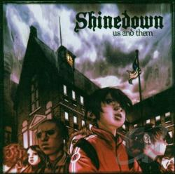 Shinedown - Us and Them CD Cover Art