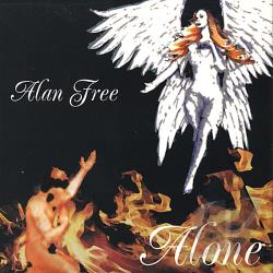 Free, Alan - Alone CD Cover Art