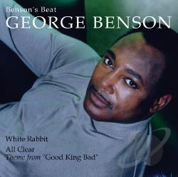 Benson, George - Benson's Beat CD Cover Art