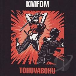 KMFDM - Tohuvabohu CD Cover Art