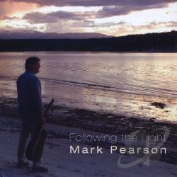 Pearson, Mark - Following the Light CD Cover Art