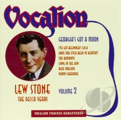 Bowlly / Costa / Stone L. - Lew Stone-Georgia's Got A Moon CD Cover Art