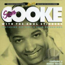 Cooke, Sam & The Soul Stirrers - His Earliest Recordings CD Cover Art