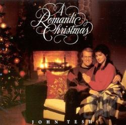 Tesh, John - Romantic Christmas CD Cover Art