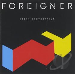 Foreigner - Agent Provocateur CD Cover Art