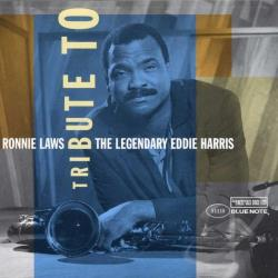 Laws, Ronnie - Tribute To Legendary Eddie Harris CD Cover Art