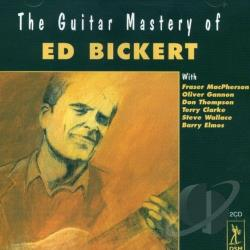 Bickert, Ed - Guitar Mastery of Ed Bickert CD Cover Art