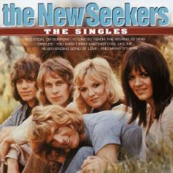 New Seekers - Singles CD Cover Art