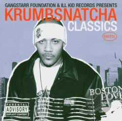 Krumb Snatcha Mobsters - Krumb Snatcha Classics CD Cover Art