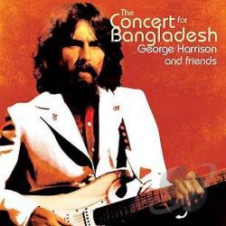 Harrison, George & Friends - Concert For Bangladesh CD Cover Art