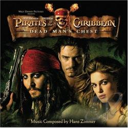 Zimmer, Hans - Pirates of the Caribbean: Dead Man's Chest CD Cover Art
