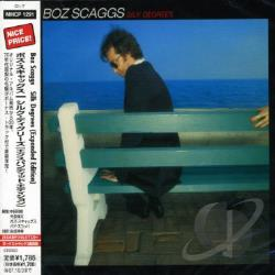 Scaggs, Boz - Silk Degrees CD Cover Art