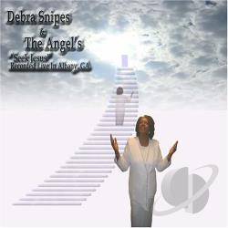 Snipes, Debra - Seek Jesus CD Cover Art