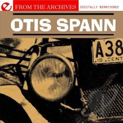 Spann, Otis - Otis Spann: From The Archives CD Cover Art