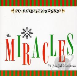 Miracles - Soulful Christmas CD Cover Art