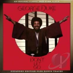 Duke, George - Don't Let Go CD Cover Art