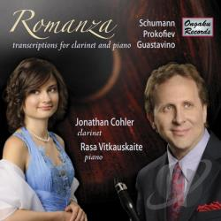 Cohler, Jonathan - Romanza CD Cover Art