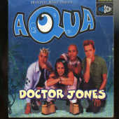 Aqua - Dr Jones DS Cover Art