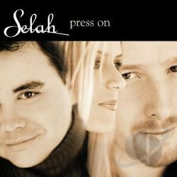 Selah - Press On CD Cover Art