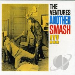 Ventures - Another Smash! CD Cover Art