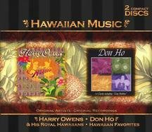 Ho, Don - Hawaiian Music CD Cover Art